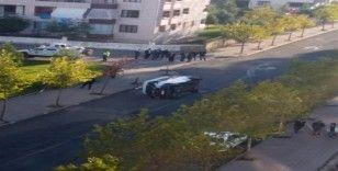 Diyarbakır'da öğrenci servisi kaza yaptı: 5 yaralı
