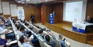 ERDEMİR ve İSDEMİR İş Sağlığı ve Güvenliği Kongresine katıldı