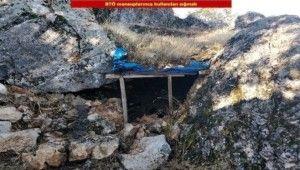 Diyarbakır'da terör örgütüne darbe
