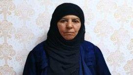 Bağdadi'nin kız kardeşi yakalandı