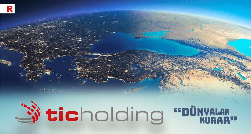 TİC Holding Ana Manşet