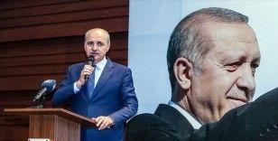 AK Parti Genel Başkanvekili Kurtulmuş: Bağdadi ne ise FETÖ de odur