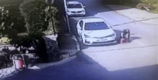 Arabasına erik çekirdeği atan çocuğu döven sanık 3 yıl 9 ay hapse çarptırıldı