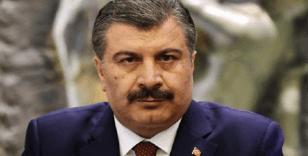 Sağlık Bakanı Fahrettin Koca'dan ıspanak zehirlenmesi açıklaması