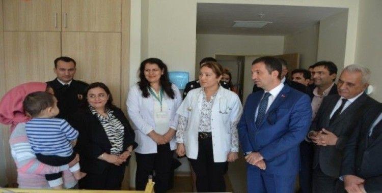 Kozan'da Organ Bağışı Haftası etkinlikleri