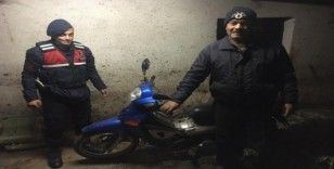 Manisa'da hırsızlar kıskıvrak yakalandı