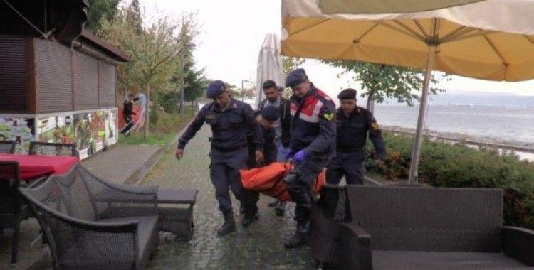 Kocaeli'de erkek cesedi bulundu
