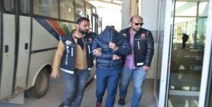 Konya'da uyuşturucu tacirlerine operasyon: 8 gözaltı