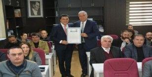 Kardeş şehir Efeler Belediyesi, Ardahan'a 2 müjde ile geldi