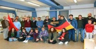 Çanlı öğrenciler Almanya gezisini tamamladı