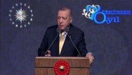 Cumhurbaşkanı Erdoğan, 'Bağdadi'nin hanımını yakaladık'