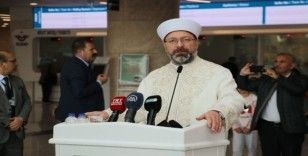"""Ankara Garı'nda """"Ailemde İyilik Var"""" fotoğraf sergisi açıldı"""