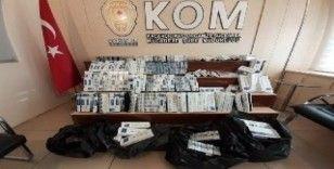 2 bin 300 paket kaçak sigara ele geçirildi