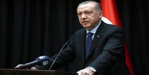 Cumhurbaşkanı Erdoğan, İlk kez söylüyorum, Bağdadi'nin eşi yakalandı
