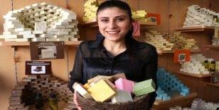 Adana'dan Amerika ve Avrupa'ya sabun ihracatı
