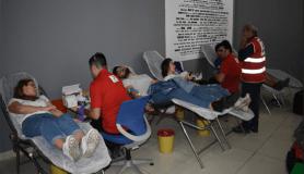 Alanya HEP Üniversitesi'nden kan ve kök hücre bağışı