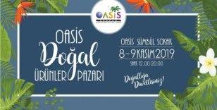 Oasis Bodrum'da Doğal Ürünler Pazarı kuruluyor