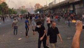 Bağdat'ta sokağa çıkma yasağı kaldırıldı
