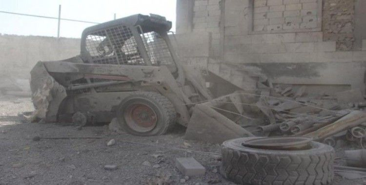 Esad rejimi yine İdlib'i vurdu, 1 ölü, 7 yaralı