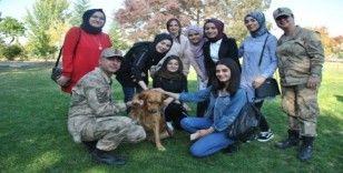 NEVÜ Tarih ve Kültür topluluğu öğrencileri JAKEM'de