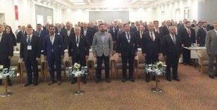 """Başkan Karamehmetoğlu: """"Termal turizmde atılım yapacağız"""""""