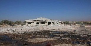Rus uçaklarından Halep'e saldırı, 6 ölü, 20 yaralı