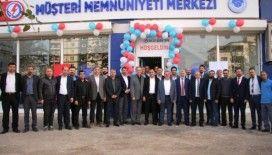 Dicle Elektrik 7'nci Müşteri Memnuniyet Merkezini Siverek'te açtı