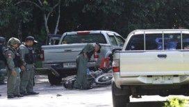 Tayland'da kontrol noktasına saldırı: 15 ölü