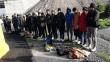 İngiltere'de kamyon kasasında 15 kaçak göçmen bulundu