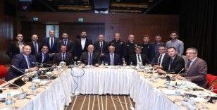 Dev final için Emniyet ve Güvenlik Toplantısı Riva'da yapıldı
