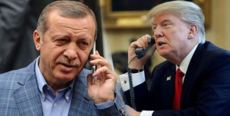 'Trump ile verimli bir telefon görüşmesi gerçekleştirdik'