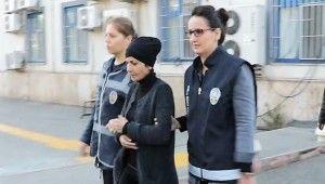 Hırsızlık zanlısı kadın, 'Benim bu videom Maraş'ı sallar düdük'