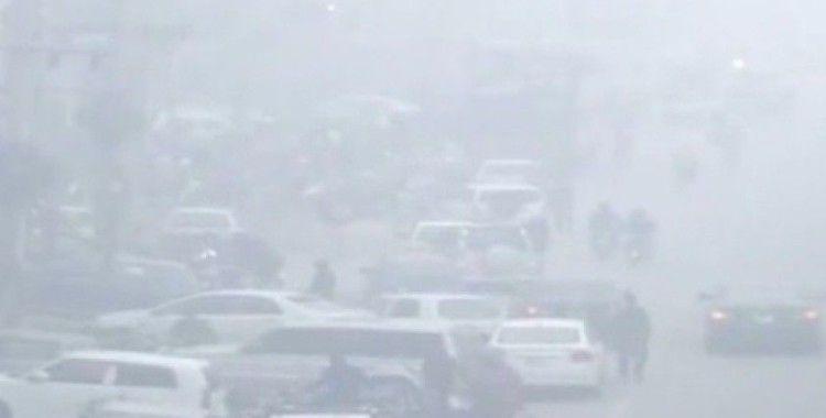 Pakistan'da hava kirliliği nedeniyle okullar tatil edildi