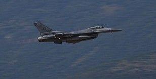 ABD F-16'sı yanlışlıkla bomba bıraktı