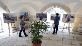 'Sınırdaki İnsanlar' sergisi ziyaretçilere kapılarını açtı