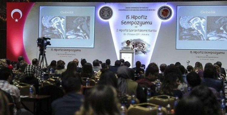 Ankara Üniversitesi 15. Hipofiz Sempozyumu başladı