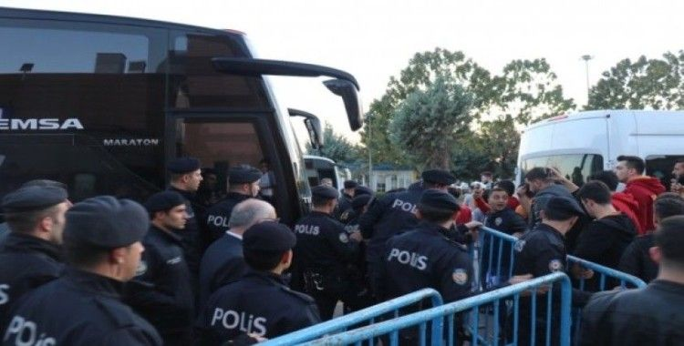 Galatasaray, Gaziantep'te
