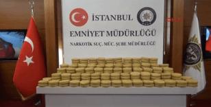 İstanbul'da 300 kilo eroin, 210 kilo skunk ele geçerildi