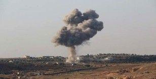 Esad rejiminden İdlib'e hava saldırdısı, 3 ölü