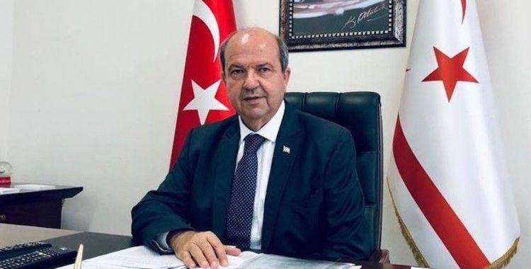KKTC Başbakanı Tatar'dan 10 Kasım mesajı