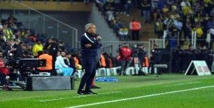 Süper Lig: Fenerbahçe: 2 - Kasımpaşa: 1 (İlk yarı)
