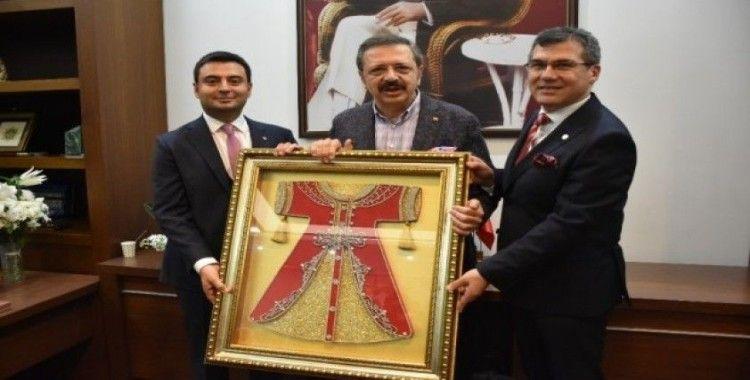 """TOBB Başkanı Hisarcıklıoğlu: """"Piyasa dönmeye başladı, iyiye doğru gidiyoruz"""""""