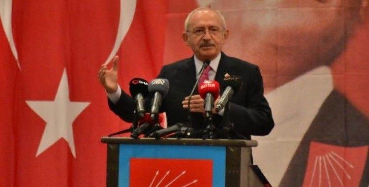 Kılıçdaroğlu, 'Atatürk demek eğitimi anlamak demektir'