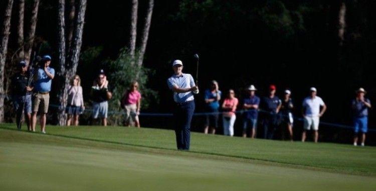 Golfün kalbi Antalya'da atıyor