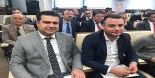 Turgutlu'yu 'Yerel Yönetimler Çalıştayı'nda temsil ettiler