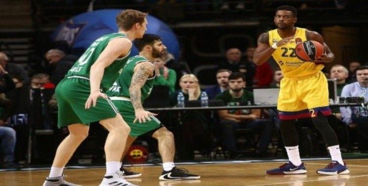 THY Euroleague'de 7. haftanın MVP'si Cory Higgins