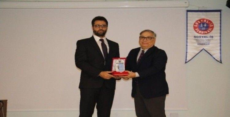 """Dr. Tahir Emre Gencer: """" Ödül tek başına alınan bir şey değil, görünür olmayan bir çok etken var"""""""