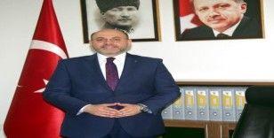 """Başkan Ali Çetinbaş: """"Atatürk'ü rahmet ve şükranla yad ediyoruz"""""""