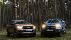 Ford, yeni Ranger ve Raptor ile sınırlara meydan okuyor