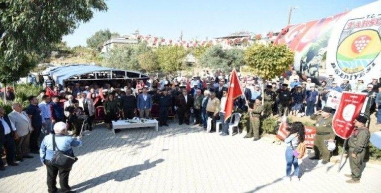 Tarsus İncirgediği'nde Atatürk anıldı